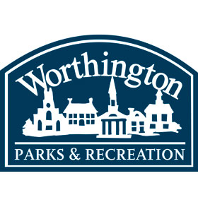 Worthington Parks & Recreation Department Logo