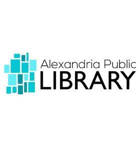 Alexandria Public Library Logo