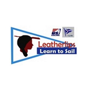 Leatherlips Yacht Club - Learn to Sail  Logo