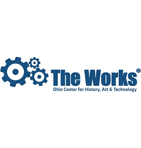 The Works: Ohio Center for History, Art & Technology Logo