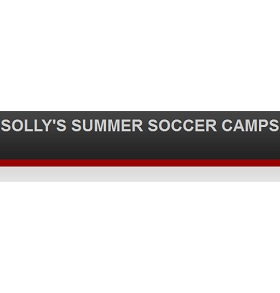 Solly's Summer Soccer Camps Logo