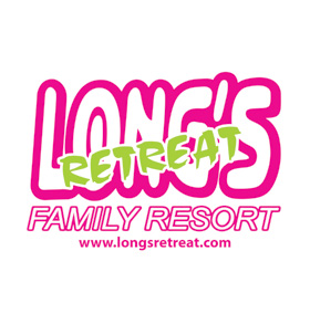 Long's Retreat Family Resort Logo