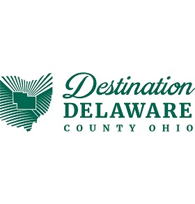 Delaware County Convention & Visitors Bureau Logo