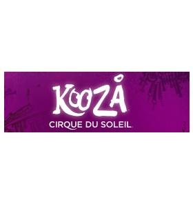 Kooza Cirque du Soleil Logo