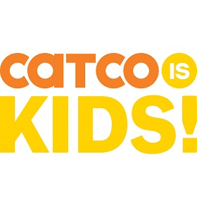 CATCO is Kids Logo
