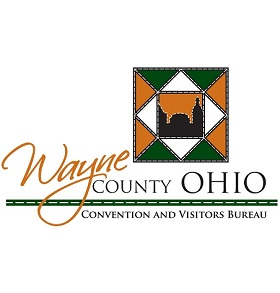 Wayne County Convention and Visitors Bureau Logo