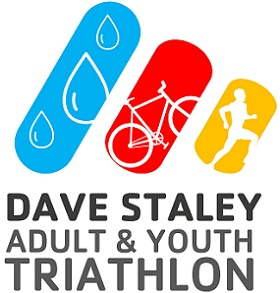 36th Annual Dave Staley Triathlon & Youth Triathlon Logo