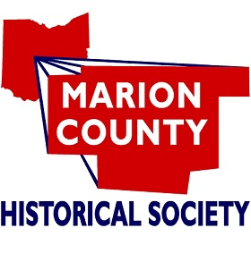 Marion County Historical Society/Heritage Hall Logo
