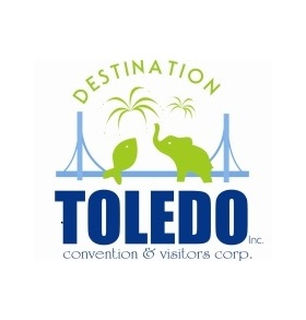 Destination Toledo CVB Logo