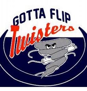 Gotta Flip Twisters Logo