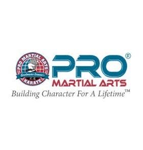 PRO Martial Arts Logo