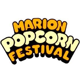 Marion Popcorn Festival Logo
