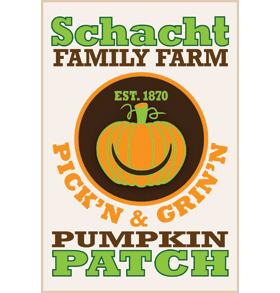 Schacht Farm Market Logo