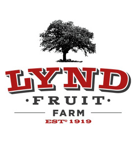 Lynd Fruit Farm Logo