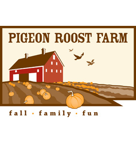 Pigeon Roost Farm Logo