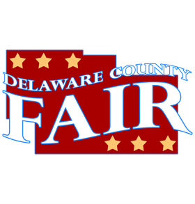 Delaware County Fair Logo