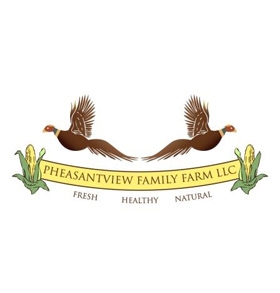 Pheasantview Family Farm LLC  Logo