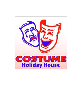 Costume Holiday House Logo