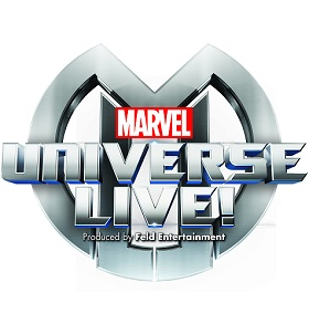 Marvel Universe Live: Age of Heroes Logo