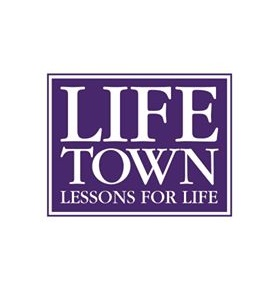 LifeTown Fun-Raiser Logo