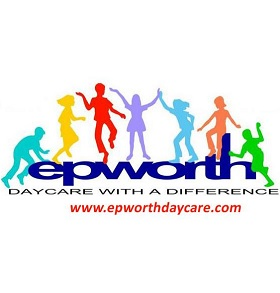 Epworth Daycare with a Difference Logo