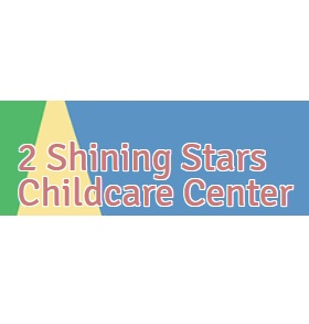 2 Shining Stars Childcare Center Logo