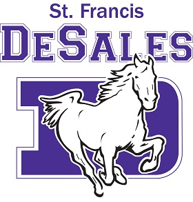 St. Francis DeSales High School Logo