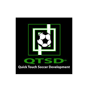 Quick Touch Soccer Development (QTSD©) Logo