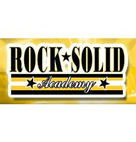 Rock Solid Academy Logo