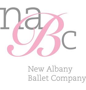 New Albany Ballet Company Logo