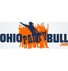 Ohio Party Bull Logo