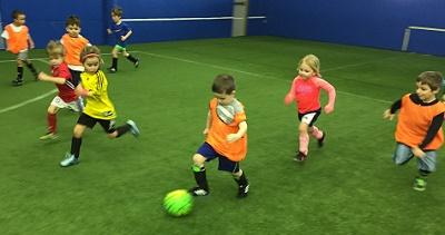 3 Lions Soccer