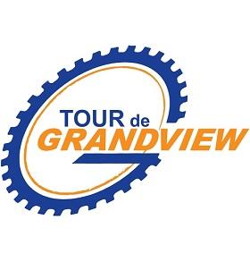 Tour de Grandview Cycling Classic Logo