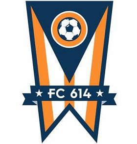 FC614 Soccer Club Logo