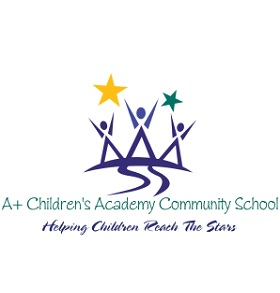 A+ Children's Academy Community School Logo