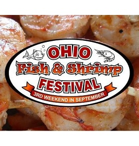 Ohio Fish & Shrimp Festival Logo
