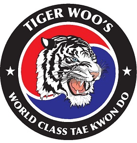 Tiger Woo's World Class Tae Kwon Do Logo