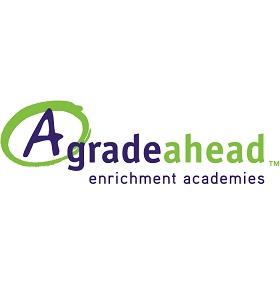A Grade Ahead Logo
