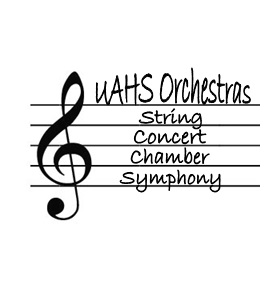 Upper Arlington Orchestra Parents Association, Inc. Logo