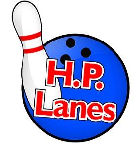 H.P. Lanes Logo