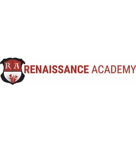 Renaissance Academy School of Multi-Media Arts Logo