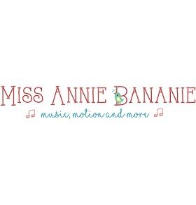 Miss Annie Bananie Logo