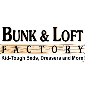 Bunk & Loft Factory Logo