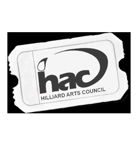 Hilliard Arts Council  Logo