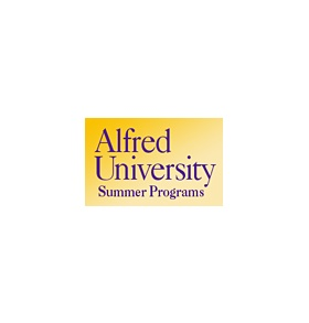 Alfred University Summer Programs Logo
