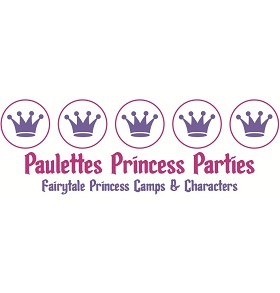 Paulette's Princess Parties Logo