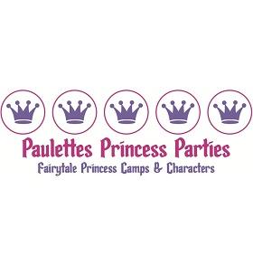 Paulette's Princess Parties Logo