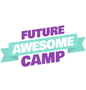 Future Awesome Camp Logo