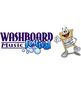 Washboard Music Festival Logo