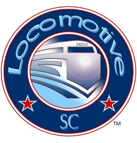Locomotive SC - Hilliard Ohio Soccer Association Logo